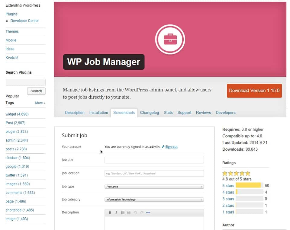 wp manager