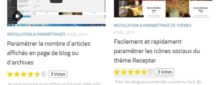 Fichiers .po et .mo de la traduction française de Featured Video Plus