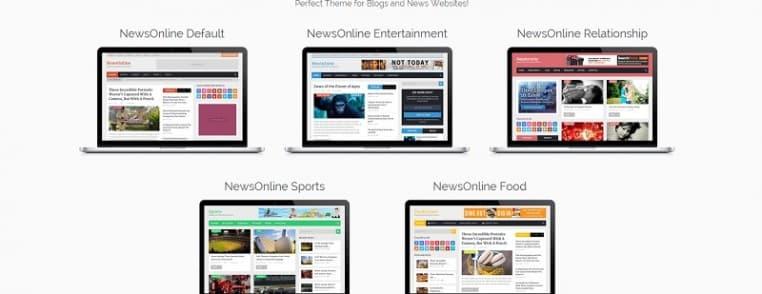Fichiers .po et .mo de la traduction en français du thème premium WordPress NewsOnline de MyThemeShop.